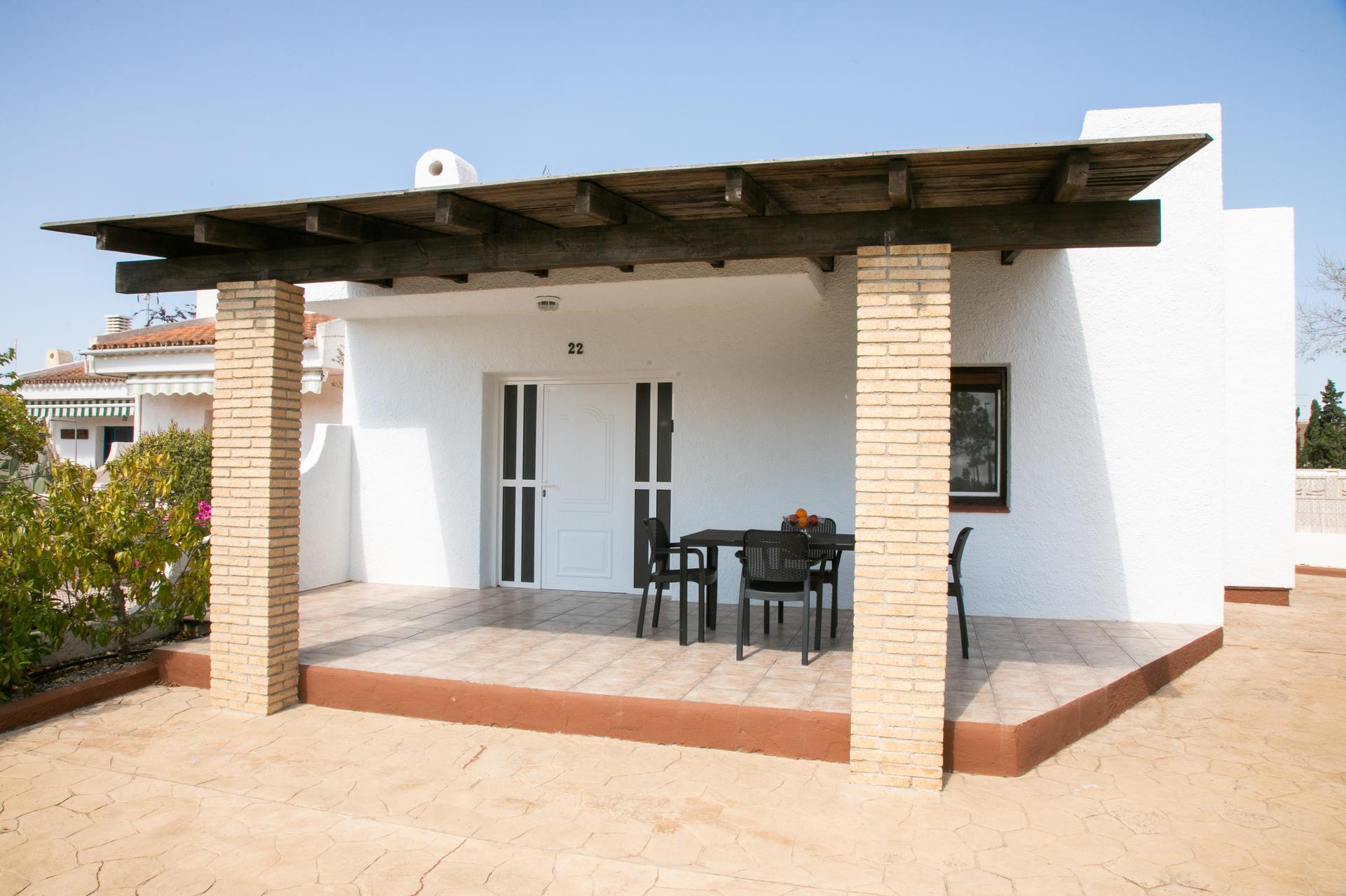 Casa adossada -                                       Riumar -                                       2 dormitoris -                                       4 ocupants