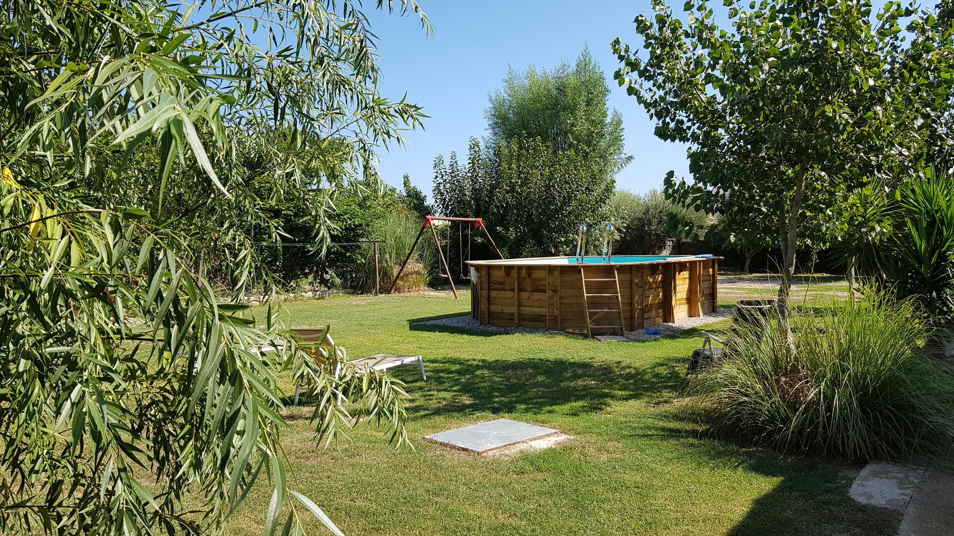 Casa rural -                                       Sant Jaume D´enveja -                                       6 dormitoris -                                       16 ocupants